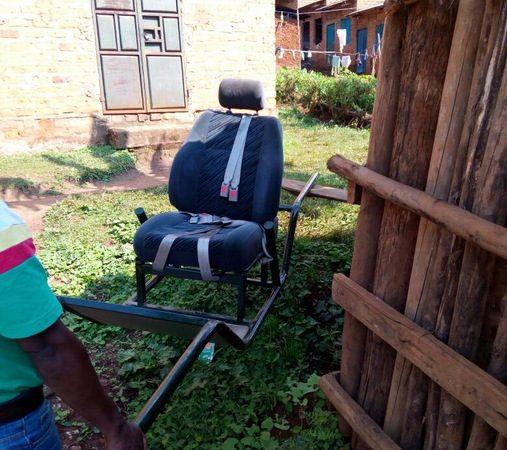 Rwanda gorilla trekking tips for the disabled people