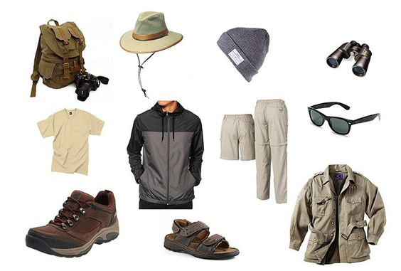 What to wear for Gorilla Trekking post COVID-19 Pandemic.